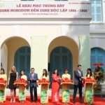 Trưng bày nhiều tư liệu mới 'Từ Dinh Norodom đến Dinh Độc Lập 1868-1966'